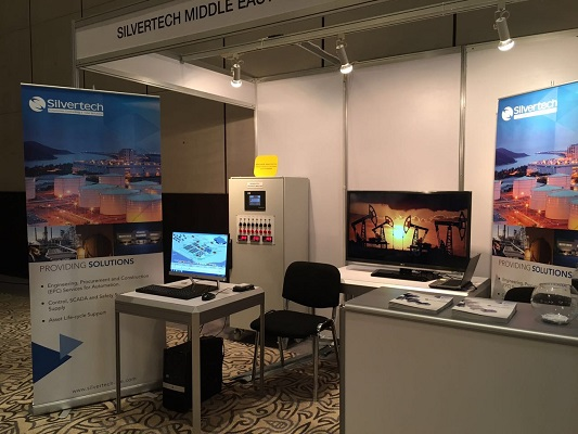 Silvertech participates in the 1st ISA UAE Automation Conference and Exhibition